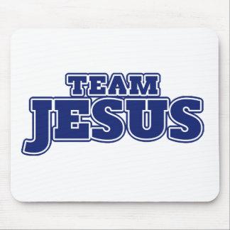 Équipe Jésus Tapis De Souris