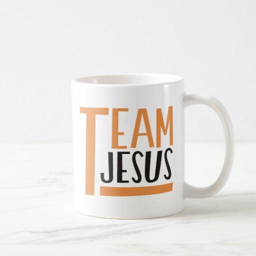 Équipe Jésus Tasse