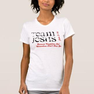 Équipe Jésus Tee Shirt