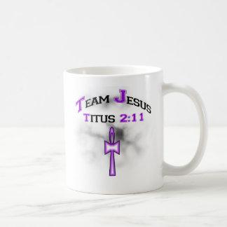 Équipe Jésus Titus chrétien 211 Mugs