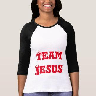Équipe Jésus T Shirt