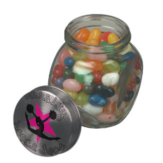 Équipe Pom de danse de fac Pot De Bonbons Jelly Belly