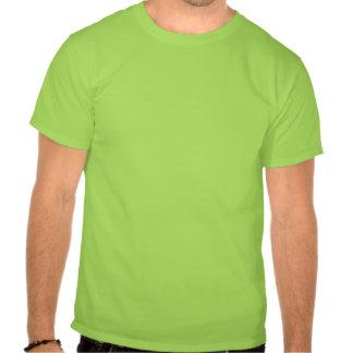 Équipe potable du jour de St Patrick Tshirts