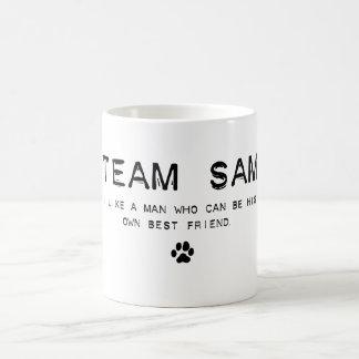 équipe Sam Tasse À Café