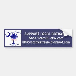 Équipe Sticker3 de Sc Autocollant Pour Voiture