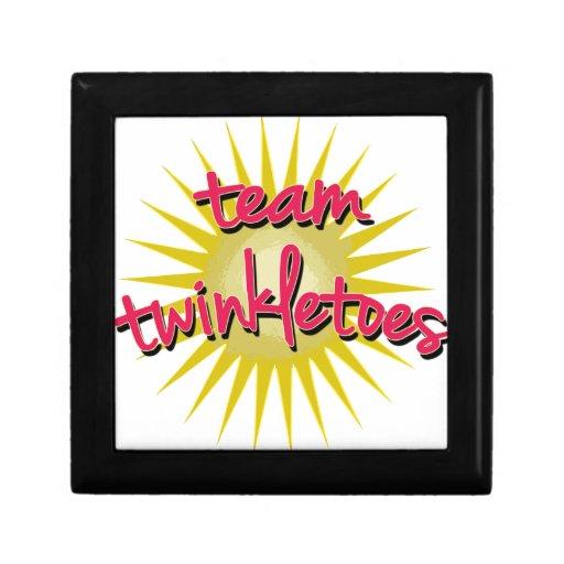 Équipe Twinkletoes avec Starburst Coffret Cadeau