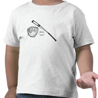 Équipement de base-ball t-shirts