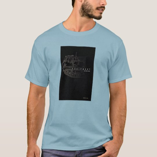 Equipment: Gulf War Poems T-Shirt