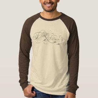 equipo xtremo sketch fine line shirt