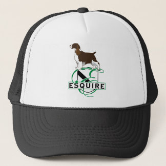 Equire English Springer Spaniels Trucker Hat