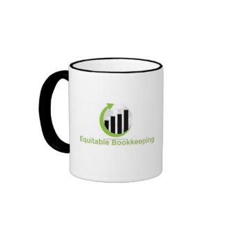 Equitable Bookkeeping Mug
