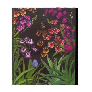 Equitant Oncidium Tolumnia Orchids iPad Case