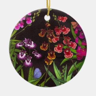 Equitant Oncidium Tolumnia Orchids Ornament