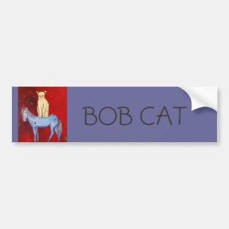 Équitation Bob Autocollant De Voiture