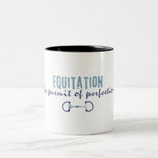 equitation coffee mugs