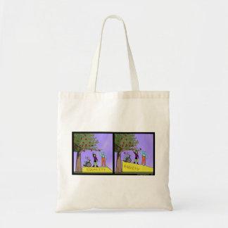 Equity vs Equality Tote Bag