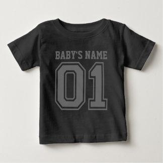 ęr Anniversaire (le nom du bébé personnalisable) Tee-shirt