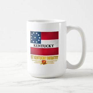ęr Infanterie du Kentucky Mug