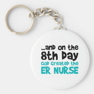 ER Nurse Creation Keychain
