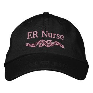 ER Nurse Custom Embroidered Hat