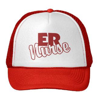 ER Nurse Trucker Hat