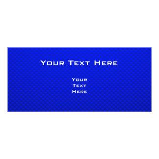 Ęr trophée d'endroit de bleu motif pour double carte