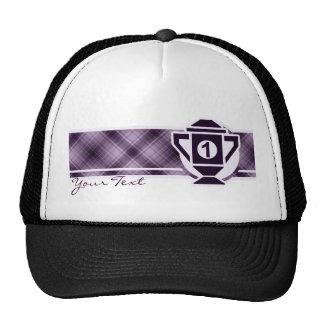 Ęr trophée d'endroit de pourpre casquettes