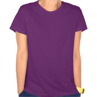 Ęr trophée d'endroit de pourpre t-shirts