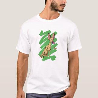 Éraflure de la savane t-shirt