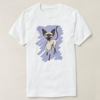 Éraflure siamoise t-shirt
