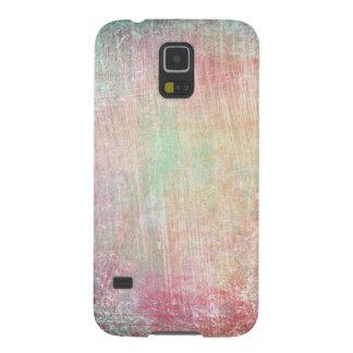 Éraflures multi de couleur coques galaxy s5