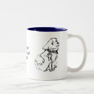 éraflures ? mug