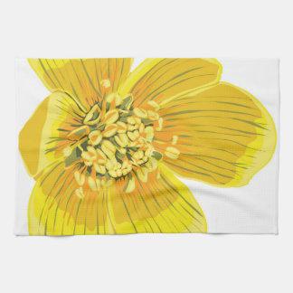 Eranthus - Winter Aconite Kitchen Towel