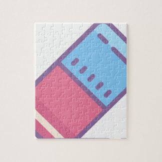 Eraser Jigsaw Puzzle