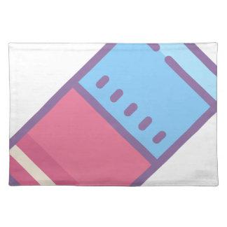Eraser Placemat