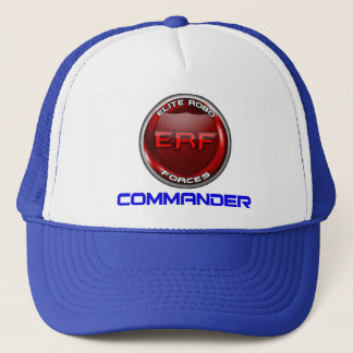 ERF COMMANDER HAT