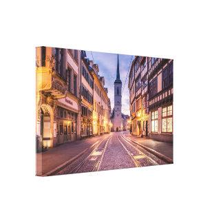 Erfurt, Germany Canvas Print