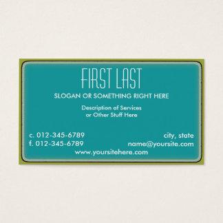 Eric Business Card