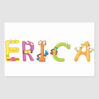 Erica Sticker