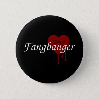 Eric's Fangbanger 2 Inch Round Button