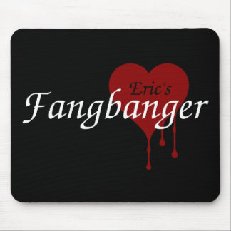 Eric's Fangbanger Mouse Pad
