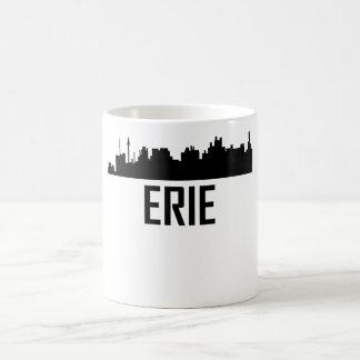 Erie Pennsylvania City Skyline Coffee Mug
