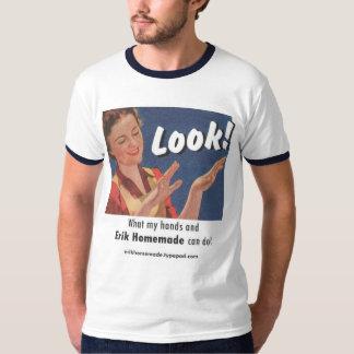 Erik Homemade 'Look!' Souvenir T-Shirt