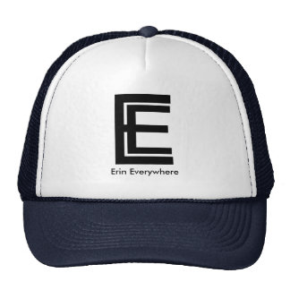 Erin Everywhere Trucker Hat