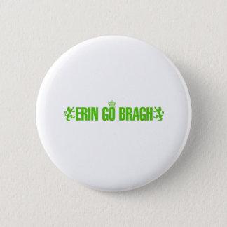 Erin Go Bragh 2 Inch Round Button