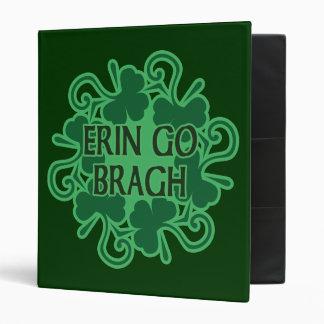 Erin Go Bragh Irish Binder