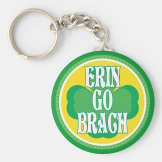 Erin Go Bragh Keychain