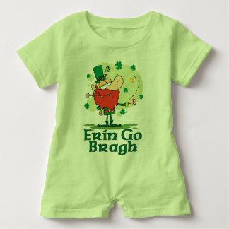 Erin Go Bragh Leprechaun Toddler T-shirt