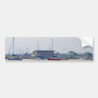 Erith Yacht Club Bumper Sticker