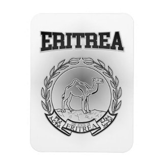 Eritrea Coat of Arms Magnet